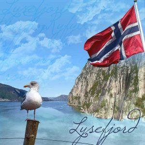 Meine Inspiration im Alltag: Reisetraum Norwegen