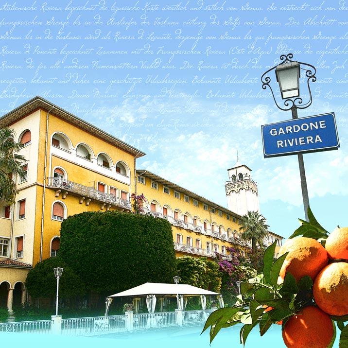 Meine Inspiration im Alltag: Reisetraum Gardasee