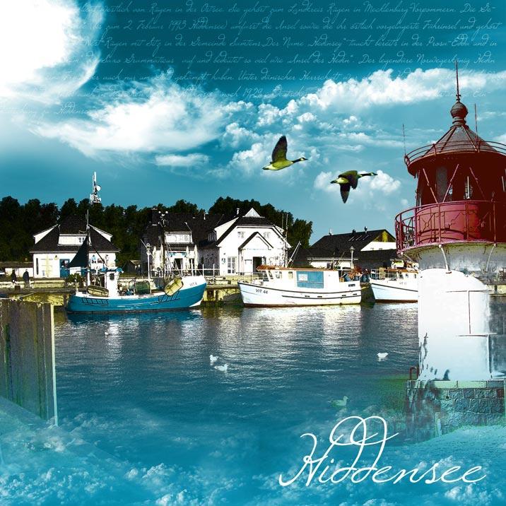 Digitale Reiseträume | Hiddensee