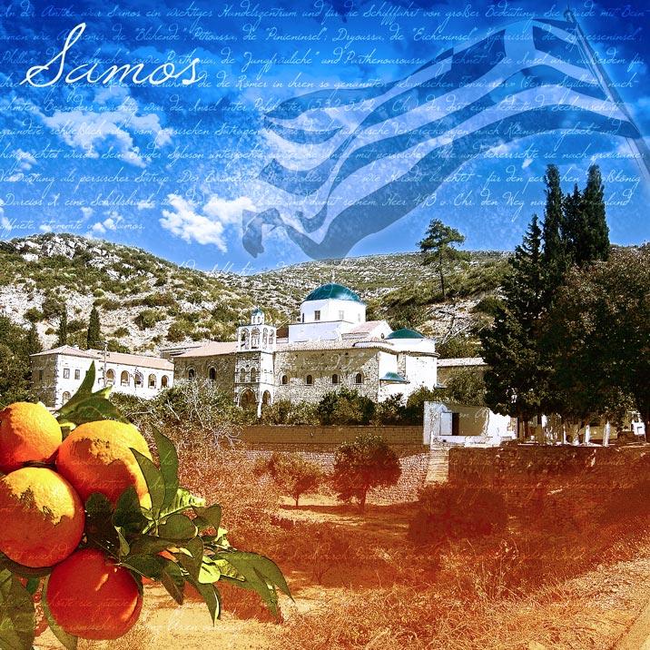Meine Inspiration im Alltag: Reisetraum Griechenland