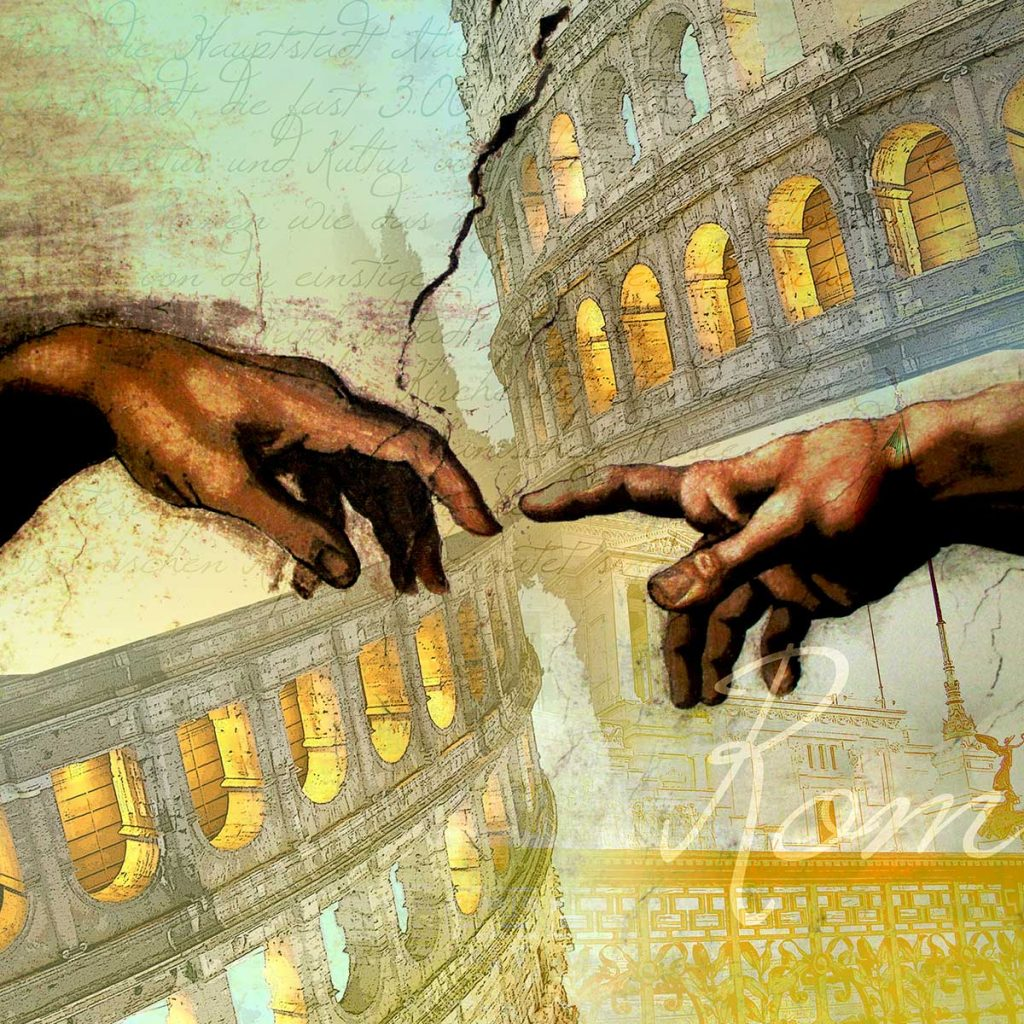 Meine Inspiration im Alltag: Reisetraum Rom