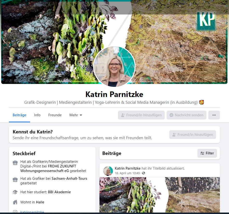 Social Media Kanal: facebook