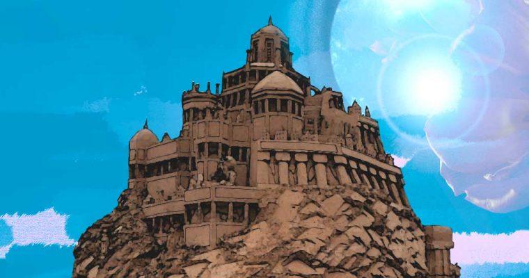 Tutorial 06 | Traumschloss aus Sand